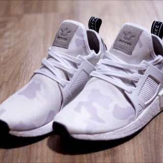 NMD-XR1 Duck Camo White US8