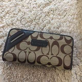Coach Wallet Price Reduced!