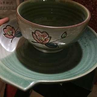 日式風格餐具組 碗 盤