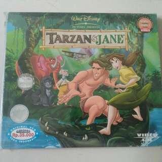 Vcd Tarzan & Jane
