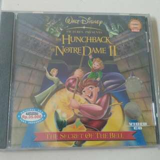 Vcd The Hunchback Of Notre Dame 2