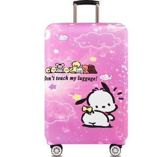 PO 3 Different Designs Of Pochacco  Stretchable Luggage Casing