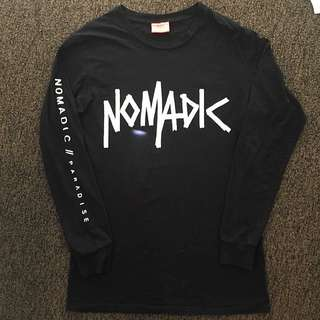 Nomadic Paradise Long Sleeve