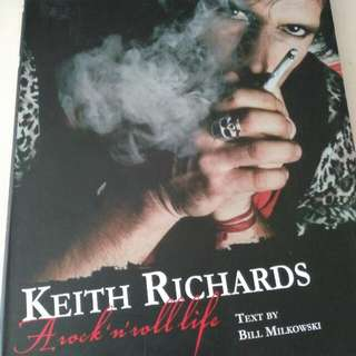 Keith Richards - A Rock N Roll Life
