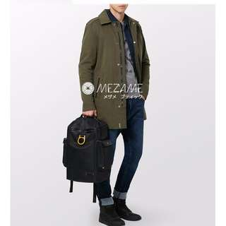 [MEZAME] CALVIN KLEIN JEANS FLIGHT ZIPAROUND BACKPACK CK 男士背包 (2色・海外代購)
