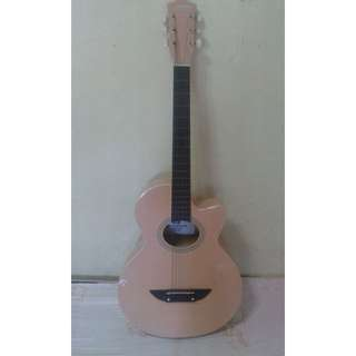 Pink Weinstein Guitar