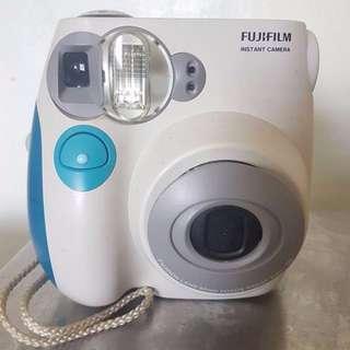 FUJIFILM Instax Mini Blue Trim (Old Model)