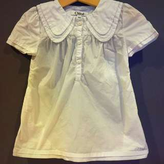 (Free Shipping) Authentic Baby Chloé Dress