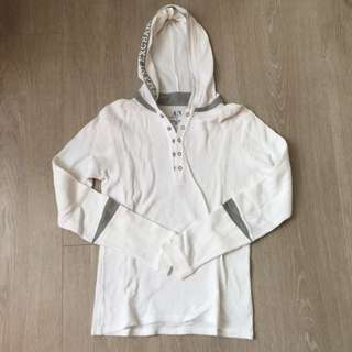 A|X Hooded Knit Top