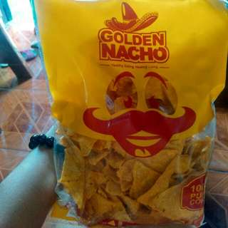 Golden Nachos