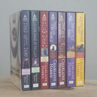 Sookie Stackhouse 7-copy Boxed Set (Sookie Stackhouse, #1-7) by Charlaine Harris