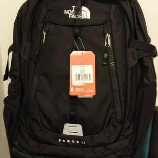 "northface SURGE II"" backpack bag"