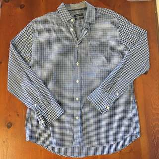 Back Bay Premium Cotton Button Up