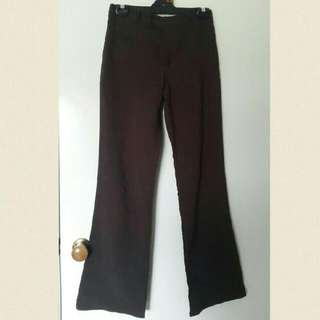 Womens Work Parts Size M