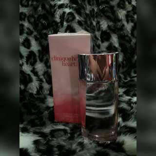 #FreeDelivery😉AUTHENTIC US PERFUME Clinique HAPPY HEART