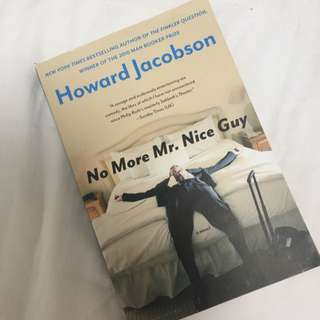 Book- No More Mr Nice Guy