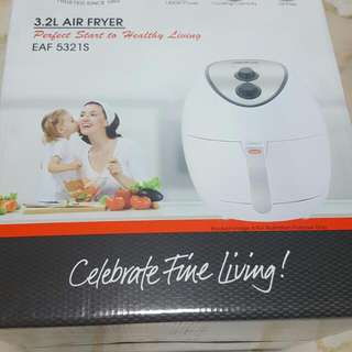 Euroace 3.2L Air Fryer