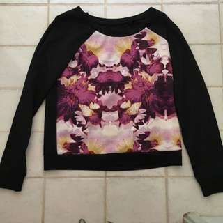 Staple Floral Jumper