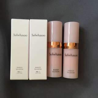 雪花秀 Sulwhasoo Makeup Balancer