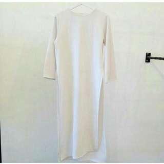Anaabu Long Slit Dress