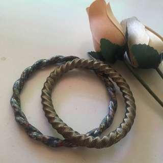 Vintage Styled Bangles