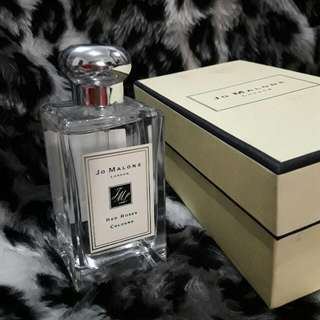 Authentic US Perfume On Hand FREE SF Jo Malone Red Roses