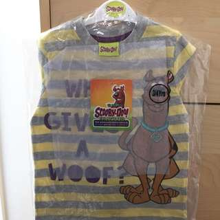 Brand New Scooby Doo Top