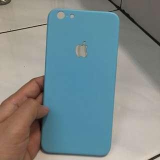 Blue Hardcase Iphone 6+