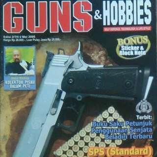 Majalah Guns & Hobbies / Mei 2005
