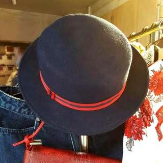 絨布紳士帽 從泰國帶回來的 Siz F