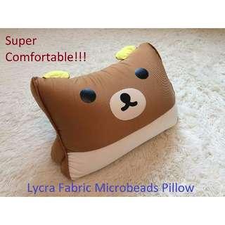 [BNIP] BIG Lycra Microbeads Pillow Cushion RILAKKUMA