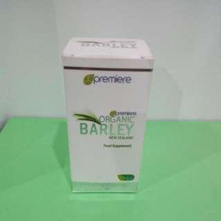 JC Premiere Organic Barley (100 Caps)