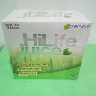 JC Premiere Hi Life Juice (12 Sachets)