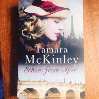 Echoes from Afar by Tamara McKinley.