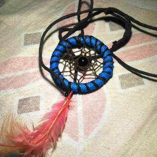 (♡) Dreamcatcher ChokerLike Necklace