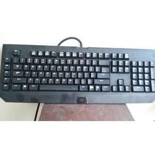Keyboard Razer Blackwidow 2014