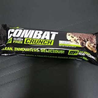 Musclepharm Combat Crunch Whey Protein Bar