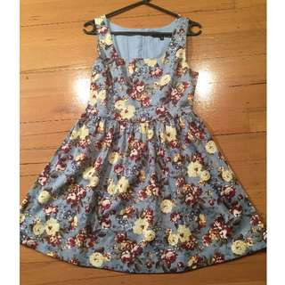 *NEW*Floral dress from Princess Highway (size 10)