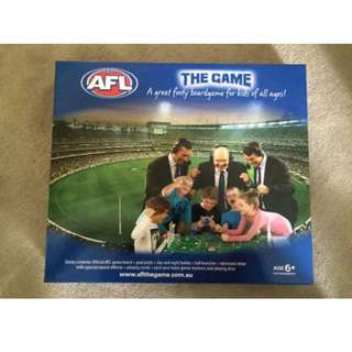 Afl Board Game Aussie Rules - Great Gift!! Brand New