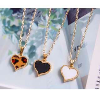 [Necklace] Elegant Heart Necklace