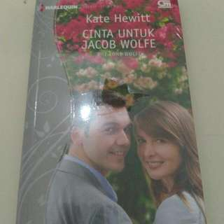 Harlequin - Cinta Untuk Jacob Wolfe