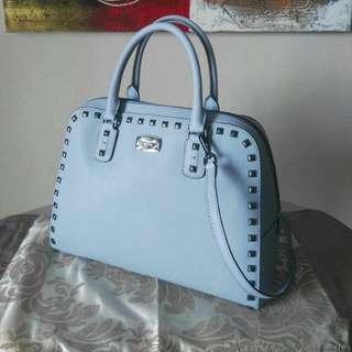 Coach Bag Blue 100% Authentic