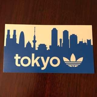 Adidas 貼紙