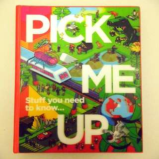 Pick Me Up: Stuff You Need to Know