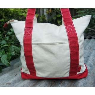 Esprit Canvas Tote Bag