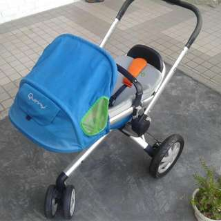 Baby Stroller Quinny