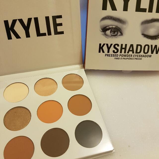 💯Authentic Kyshadow Bronze Palette
