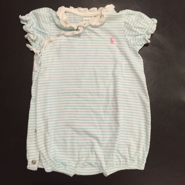 8cf5a0305 Authentic Ralph Lauren Baby Girl Onesie (6 Months), Babies & Kids ...