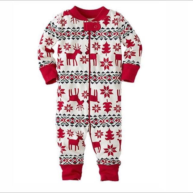Christmas Jumpsuit Baby.Baby Christmas Jumpsuit