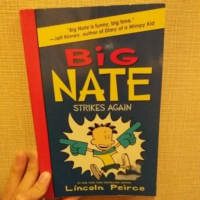 Big Nate Book